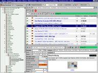 Screenshot vom Programm: Munnin